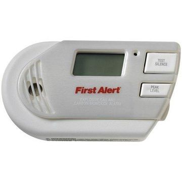 First Alert 3-in-1 Explosive Gas & Carbon Monoxide Alarm