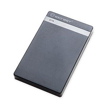 Syba USB 3.0 2.5-Inch HDD Enclosure Works w/ All SATA III 2.5-Inch HDD & SDD