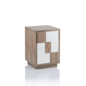 Furniture of America Quen End Table