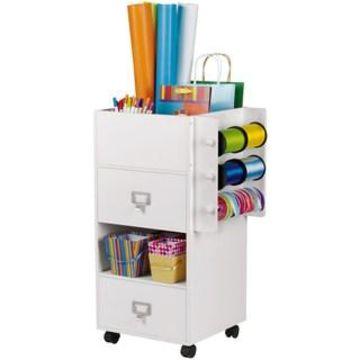 Mobile Craft Storage Center By Ashland