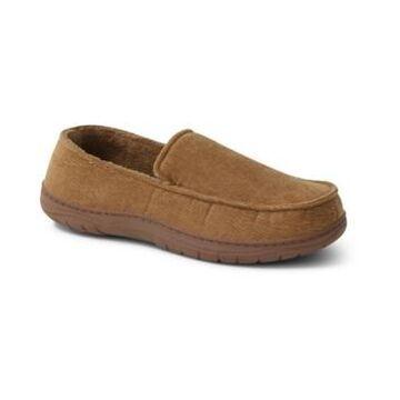 Weatherproof Vintage Men's Corduroy Moc-Toe Slippers