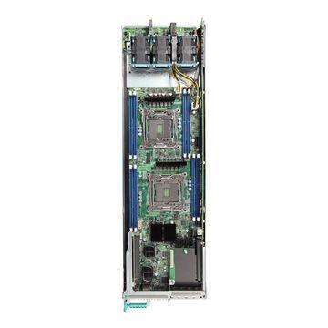 IntelCompute Module HNS2600KPFR - Server - blade - 2-way - RAM 0 MB - no HDD - GigE, 10 GigE - monitor: none(HNS2600KPFR)