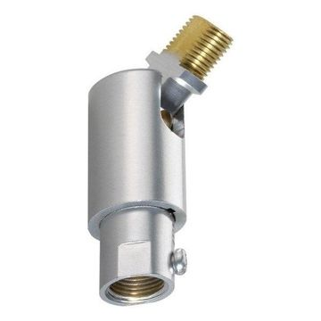 WAC Lighting Sloped Ceiling Adapter for Suspension Kit in Brushed Nickel