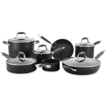 Anolon Advanced Hard Anodized Nonstick 12-Piece Cookware Set