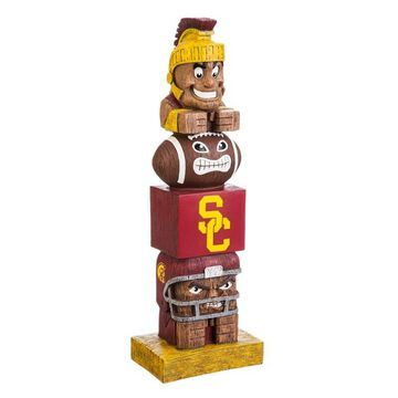 USC Trojans Tiki Totem