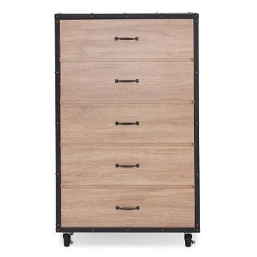 Acme Furniture Chest Oak