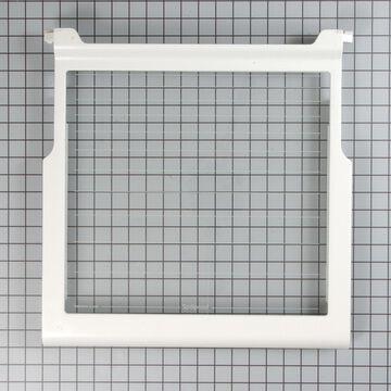 Kenmore Refrigerator Part # WPW10276341 - Glass Shelf - Genuine OEM Part