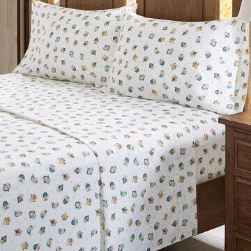 True North by Sleep Philosophy Flannel Sheet Set