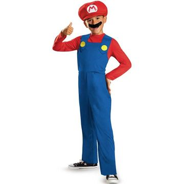Disguise Mario Classic Child Costume-Small (4-6)