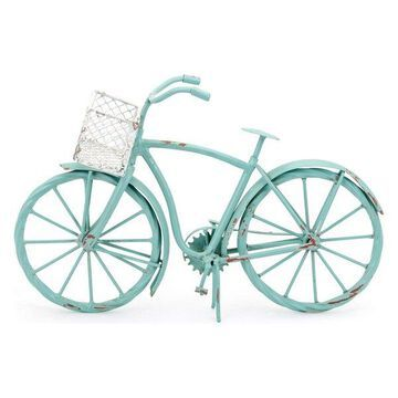 IMAX Home 17283 Kathie 12 Inch Wide Iron Bicycle Statue
