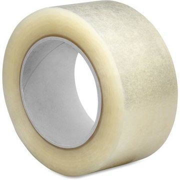 Sparco, SPR74952, 2.5mil Hot-melt Sealing Tape, 36 / Carton, Clear