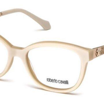 Roberto Cavalli RC 0859 CURSA 025 Womenas Glasses Size 53 - Free Lenses - HSA/FSA Insurance - Blue Light Block Available