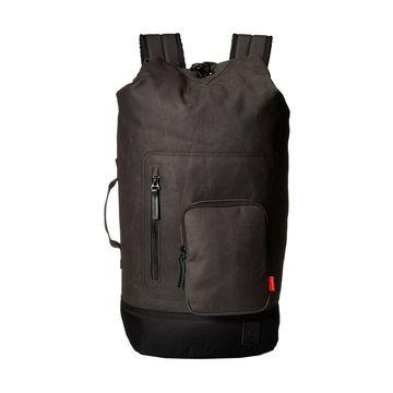 Nixon Mens Origami Backpack Black 1