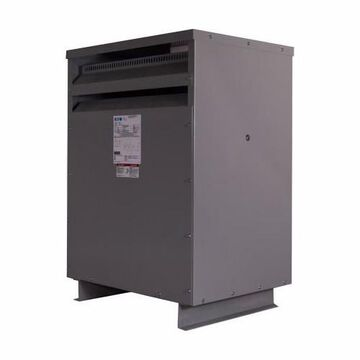 Eaton V48M28F4516ES General Purpose Ventilated Transformer - DT-3 Energy-efficient - Three-phase - Upright - NEMA 2 - UL Listed