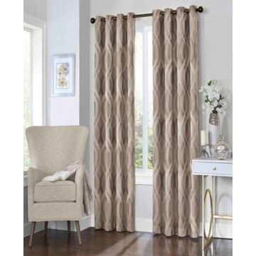 Eclipse Caprese Thermalayer Blackout Window Curtain 52 x 63