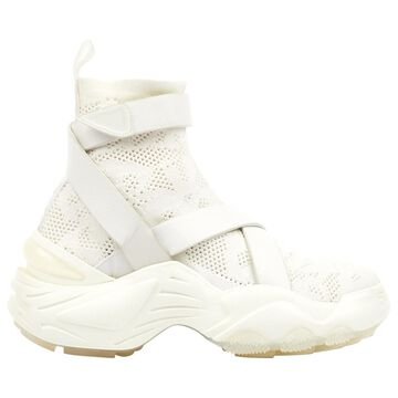 The Kooples White Cloth Trainers