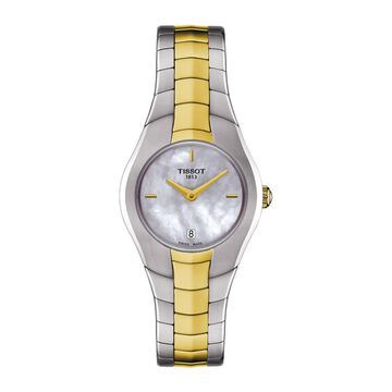 Women's T-Round Watch, 25mm