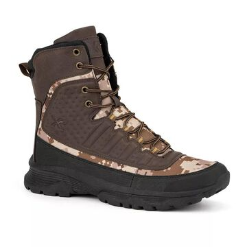 Xray Polar Men's Hiking Boots, Size: 10.5, Brown