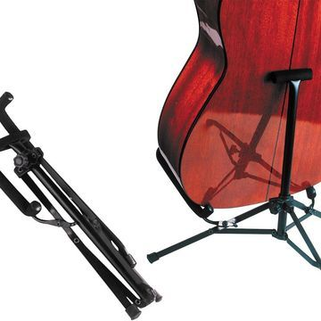 Acoustic Guitar Folding A-Frame Stand