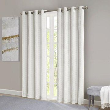 Home Essence Emery Crinkle Matte Satin Solid Panel
