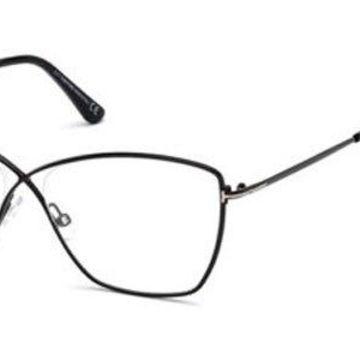 Tom Ford FT5518 001 57 New Women Eyeglasses