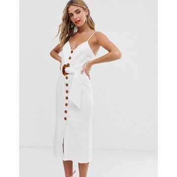 Finders Keepers Jada Dress-Cream