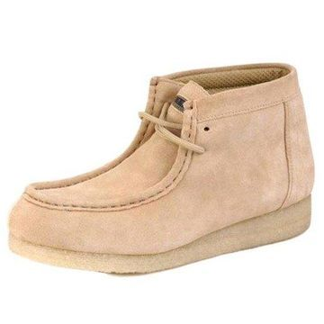 Roper Western Boots Womens Suede Chukka 09-021-0606-0320 SD