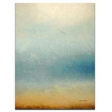 "Ready2HangArt 'Elude' Abstract Canvas Wall Art - 40"" x 30"""