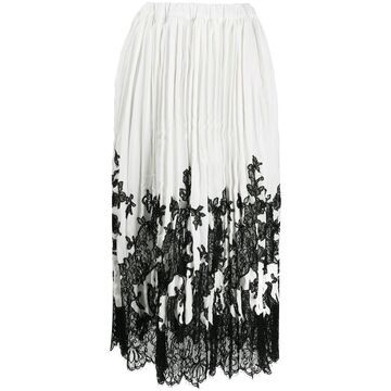 Ermanno Scervino Skirts White