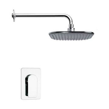 Nameeks SS1023 Remer Single Handle Shower Only Faucet, Chrome
