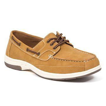 Mens Deer Stags(R) Mitch Memory Foam Comfort Boat Shoe