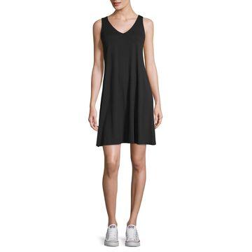 a.n.a. Sleeveless Swing Dress- Tall