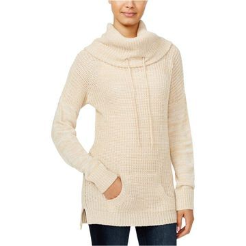 Planet Gold Womens Ribbed Knit Sweater