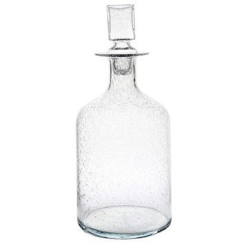 Dimond Home Clear Decanter, Large