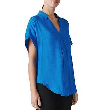 Whistles Lea Smock Top