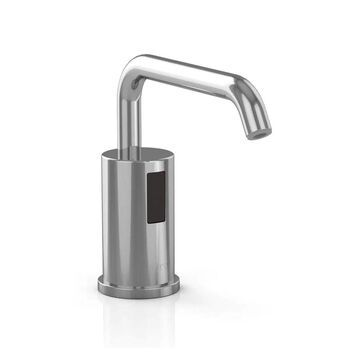 TOTO Polished Chrome Automatic Commercial Soap Dispenser   TES100DA-CP