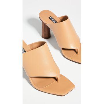Nina Square Toe Sandals