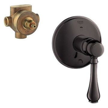 Grohe Geneva, Oil Rubbed Bronze, 4