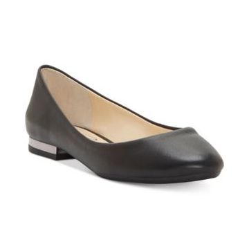 Jessica Simpson Ginly Round-Toe Flats Women's Shoes