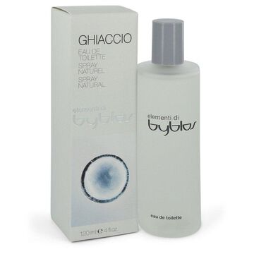 Byblos Ghiaccio by Byblos Eau De Toilette Spray 4 oz