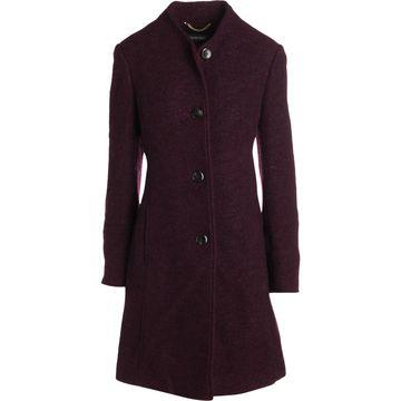 Ellen Tracy Womens Winter Warm Wool Coat