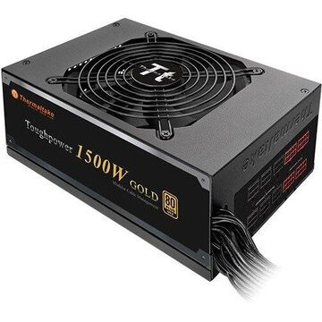 Thermaltake Toughpower Tp-1500ah5ceg Atx12v & Eps12v Power Supply - 120 V Ac, 230 V Ac Input