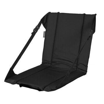 Stansport Stansport Folding Stadium Seat- Black Polyester