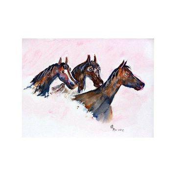 Betsy Drake Three Horses 30