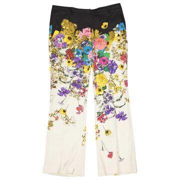 Moncler Multicolour Cotton Trousers