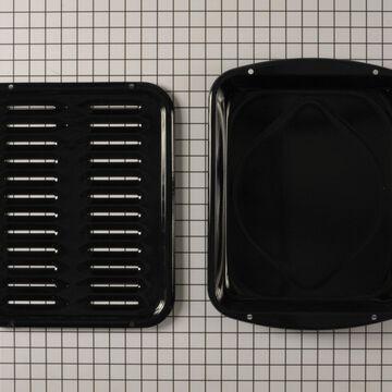 Maytag Range/Stove/Oven Part # 4396923 - Broiler Pan - Aluminum - Genuine OEM Part