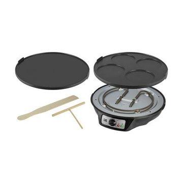 Kalorik 2-in-1 Crepe & Pancake Maker Blk
