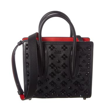 Christian Louboutin Paloma S Mini Leather Tote