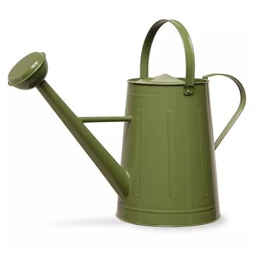 """National Tree Company 17"""" Garden Accents Antique Watering Can, Green"""