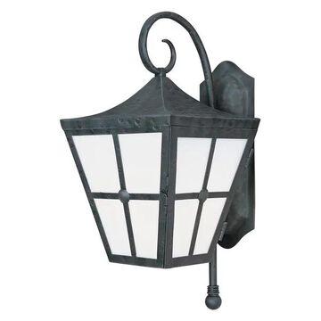 Maxim Lighting 86234FTCF Castille 1-Light Outdoor Wall Lantern